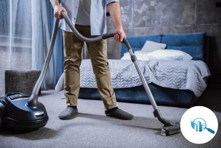 كيفية تنظيف غرف النوم بالرياض